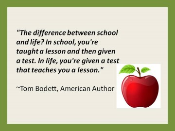 Tom Bodett quote
