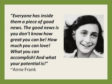 Anne Frank Quote