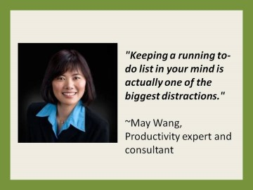 May Wang Quote